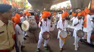 Video Roudra Dhol Tasha Pathak Shivjayanti download MP3, 3GP, MP4, WEBM, AVI, FLV Juli 2018