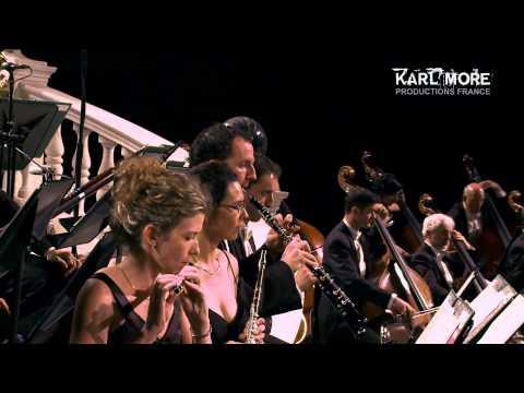 Dvorak : Concerto pour violoncelle, Marie-Elisabeth Hecker - dir° Yakov Kreizberg (extrait)