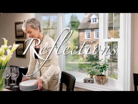 Simonton Reflections 5500 Replacement Vinyl Windows And