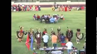 66th Pawnee Indian Veterans Homecoming Powwow 2012 First Edit