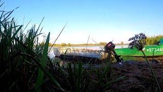 Ловля судака и щуки Астраханская рыбалка на джиг Бонусный сомик на червя