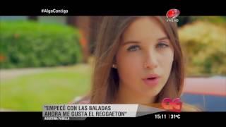 Algo Contigo - Agustina Padilla 22 de Febrero de 2017