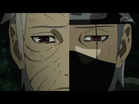«Я чувствовал тоже самое» / Откровение Какаши / Минато спасает Обито от Какаши
