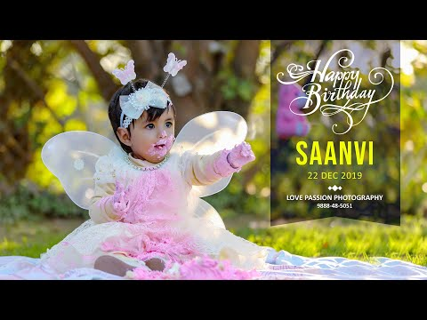 Saanvi First Birthday | By Love Passion Photography 9888485051