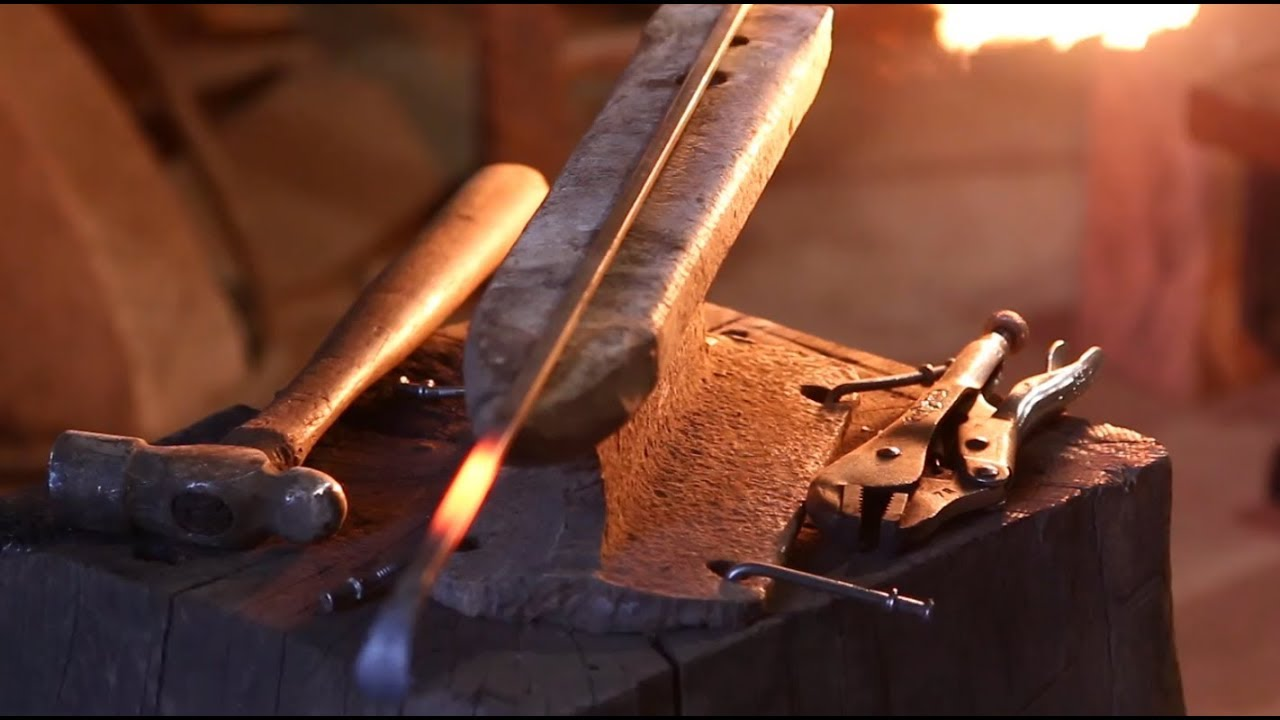 How to Do Blacksmithing recommend