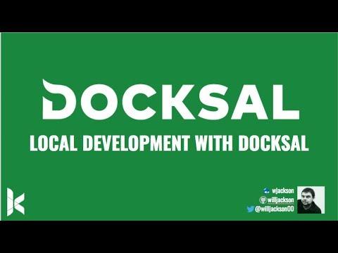 Local Development with Docksal | Florida Drupal Camp 2018