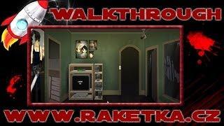 Monster Basement 2- Návod - Walkthrough