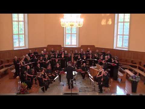 J.S. Bach: Motette BWV 228 «Fürchte dich nicht, ich bin bei dir»