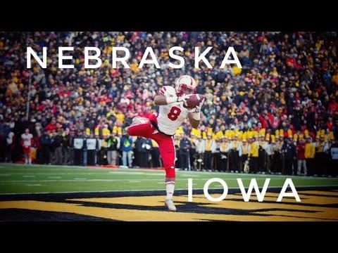 Nebraska vs Iowa ULTIMATE Pump Up 2018!!