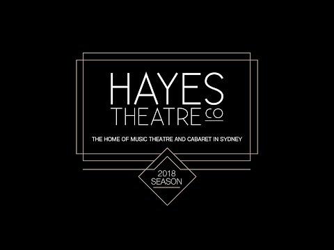 Hayes Theatre Co 2018 season