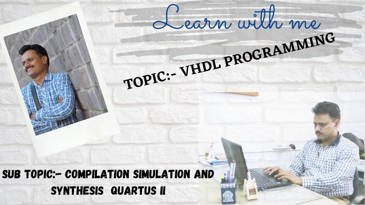 VHDL-Simulation
