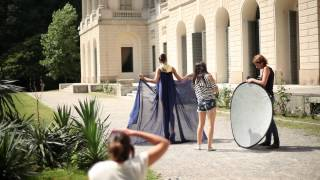 Backstage Summer session 2012 - When Photography Meets Fashion