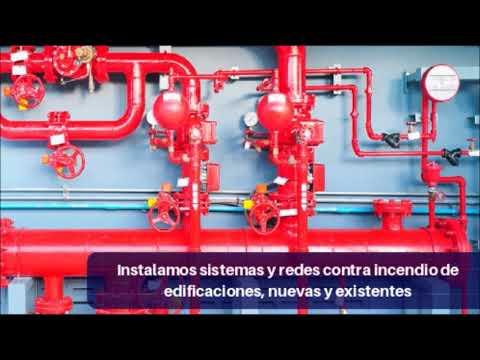 Sistemas de tuberías contra incendios thumbnail