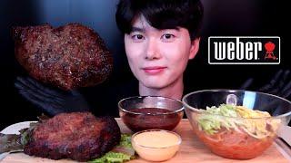 MUK-BANG)ASMR 바베큐 파티!!!!(BBQ p…