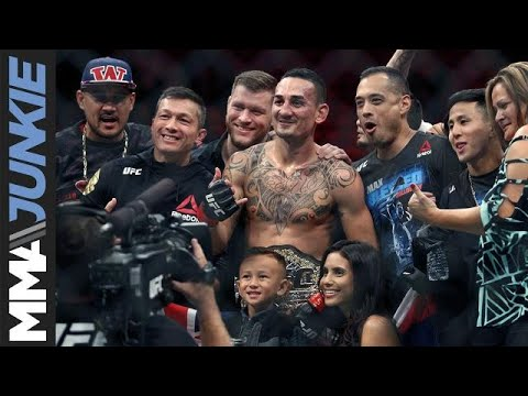 Sean Shelby's Shoes: What Is Next For Max Holloway?