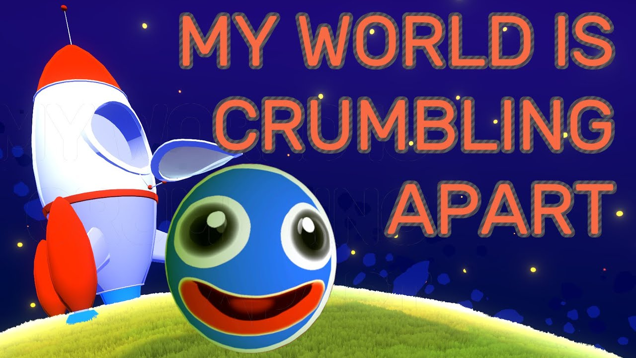 Download My World Is CRUMBLING APART - Crumble Game