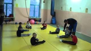 Открытое занятие. Часть - 2. Centre Judo Kids. Feodosiya.