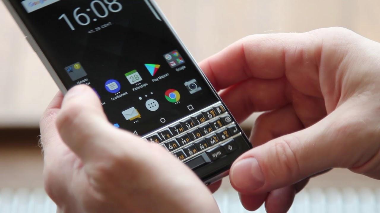 Обзор BlackBerry Passport Silver Edition [max-review.ru] - YouTube