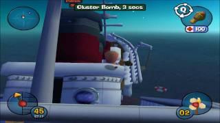 Worms 3D - Titanic (HD)