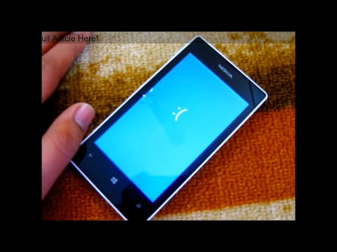 """Fixing """"Blue screen of death"""" on Lumia devices"""