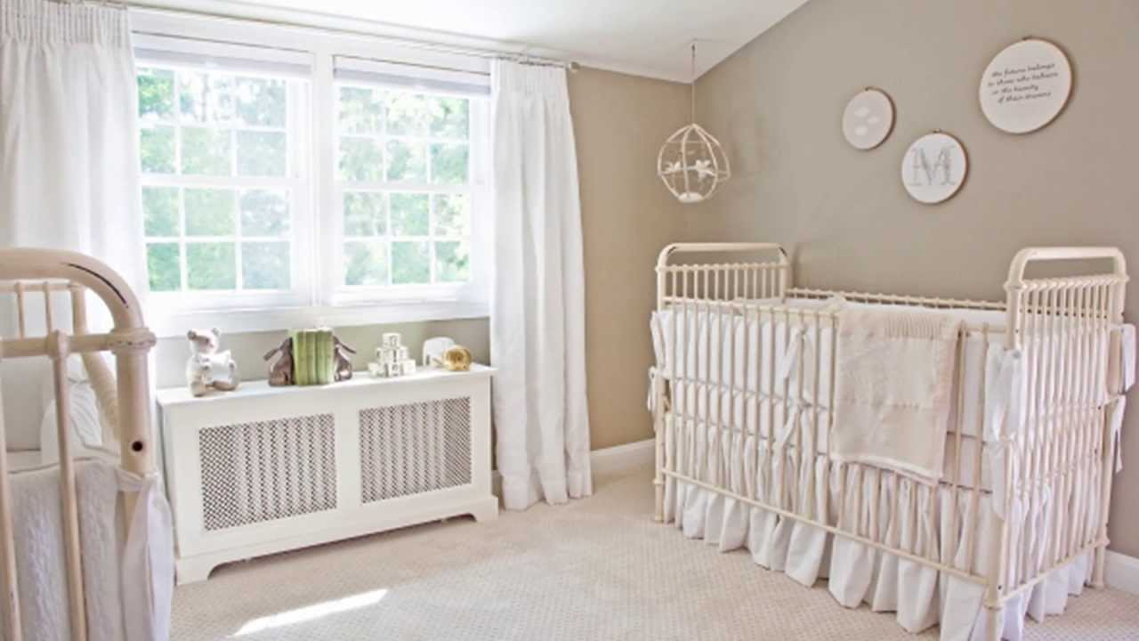 Pottery Barn White Baby Bedding