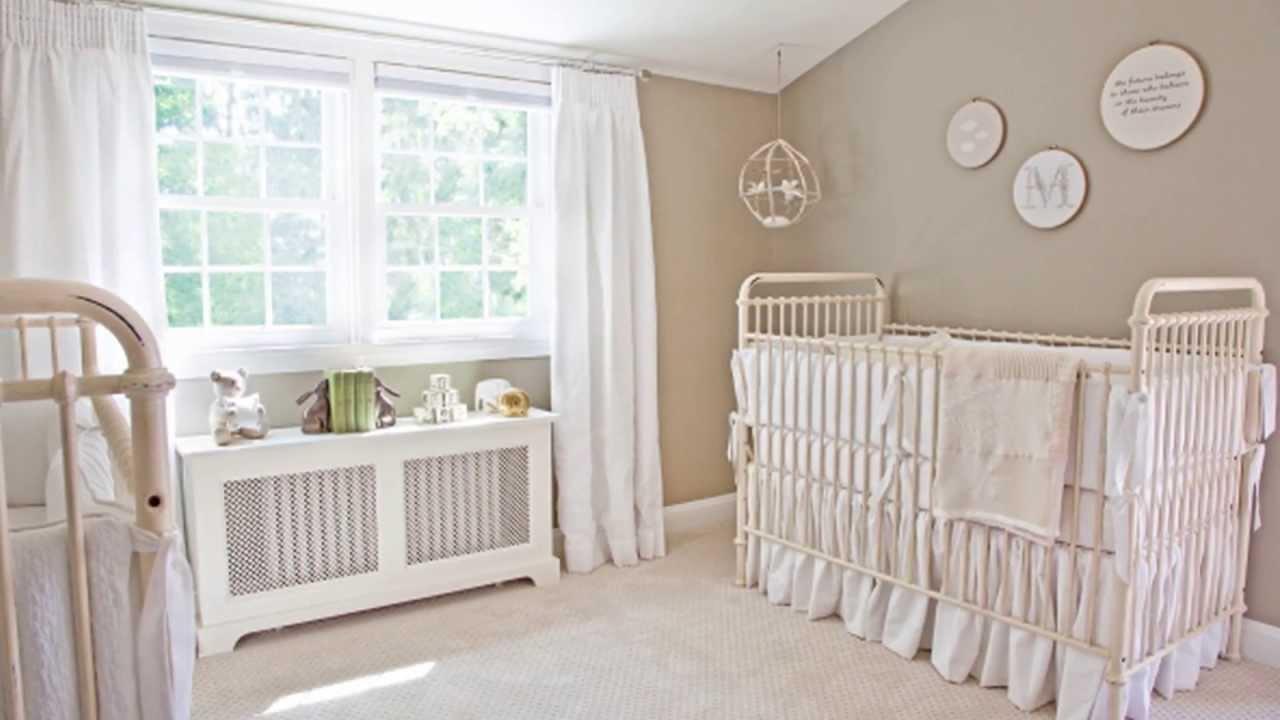 Ivanka Trump S White Baby Nursery Project Nursery Youtube