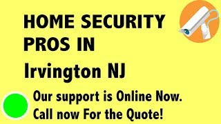 Best Home Security System Companies in Irvington NJ