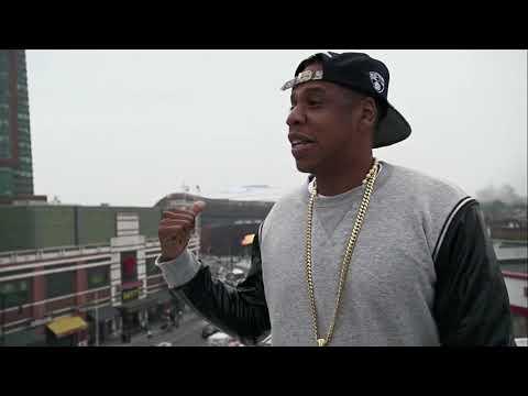 D-Wayne Chavez - Jay-Z visits 560 State Street!