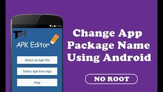 Gambar cover How to Change App Package Name using Android (No Root)