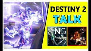 Destiny 2 - Story Talk mit Nexxoss Gaming & Lachegga