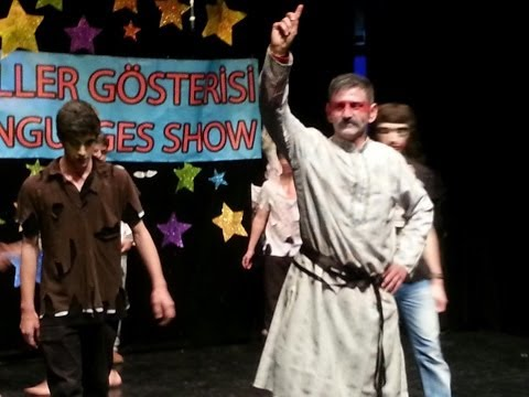 Nail Yamac - part 2 - Thriller Show , Bursa, Turkey 2013
