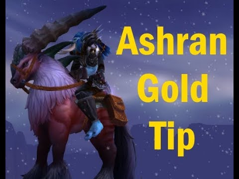 Huge Profits from Potential Removal of Ashran? | BfA Investment Gold Guide