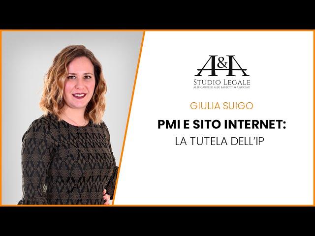 PMI e sito internet: la tutela dell'ip