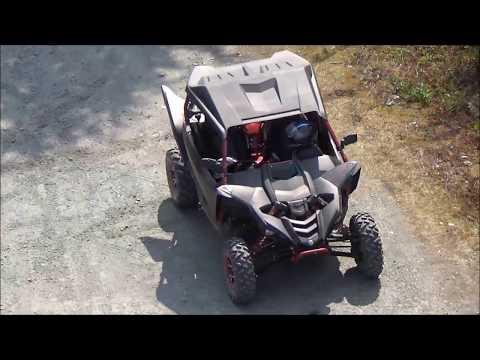YXZ Ride   Darrington WA