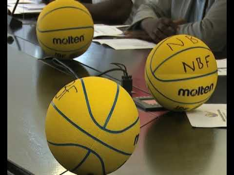 Namibia Basketball Federation Launches new corporate identity-NBC