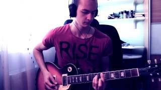 Varien - Valkyrie II Lacuna feat. Cassandra Kay Monstercat guitar cover