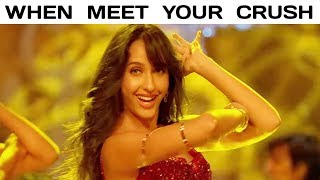 Crush Story On Bollywood Style Bollywood Song Vine