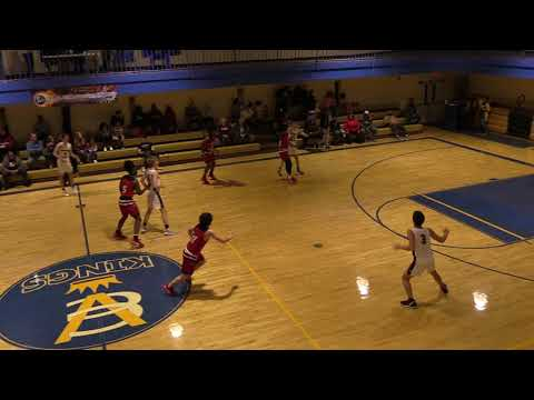 Franklin Prep Academy National HS vs  Metrolina Christian Academy 12/19/19
