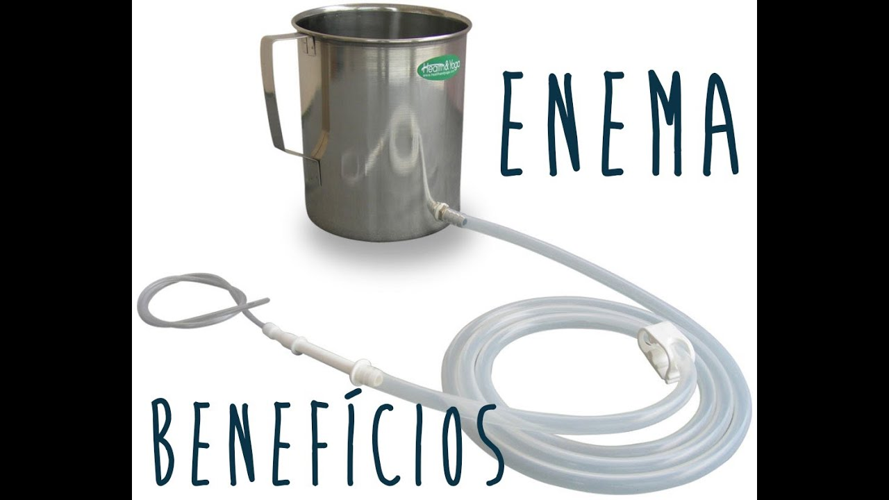 enema de cafe organico