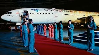 Garuda Indonesia VS Malaysia Airlines (Old Version)
