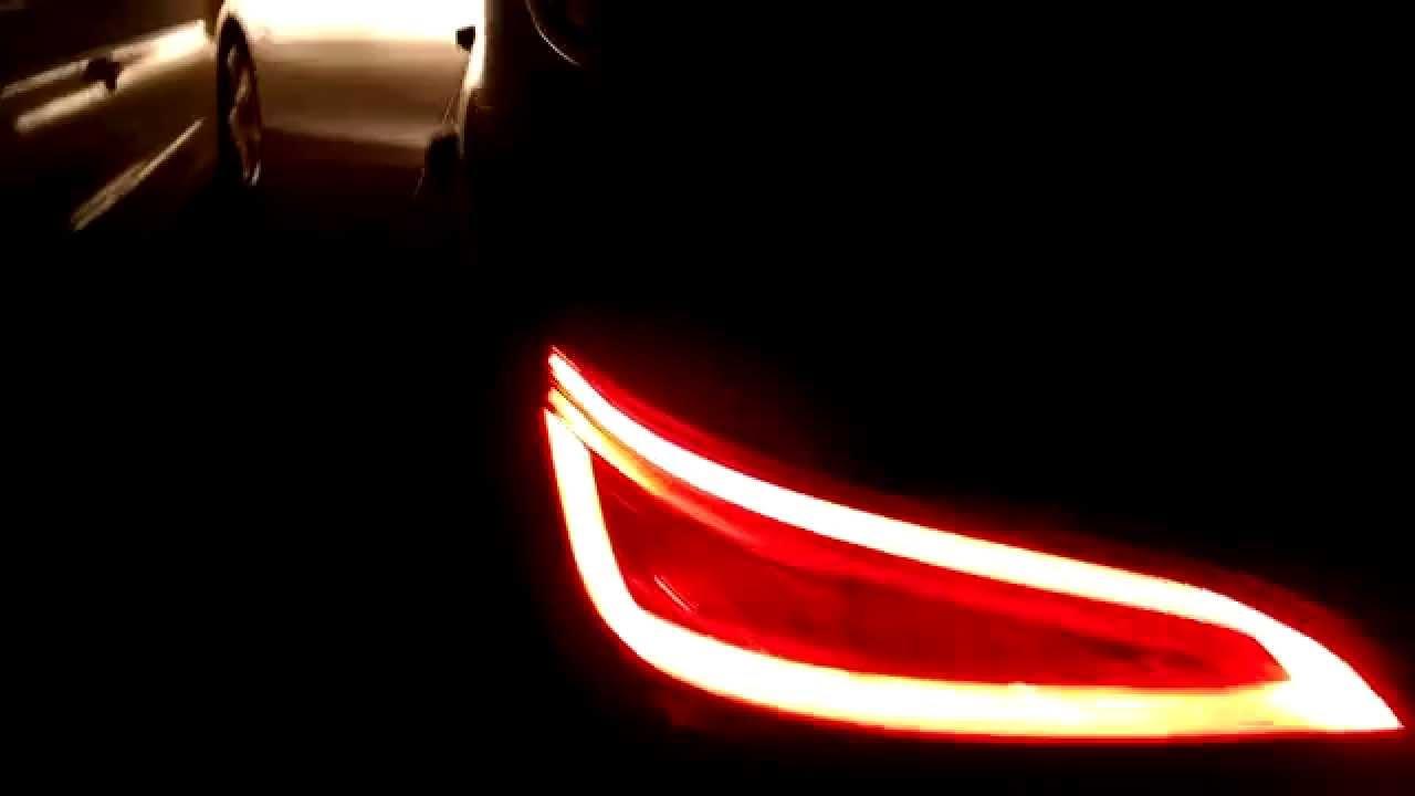 2015 Audi Q5 Ambient Lighting Tdi Prestige Youtube