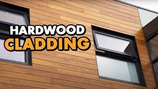 WOOD ELEMENTS - Hardwood Cladding