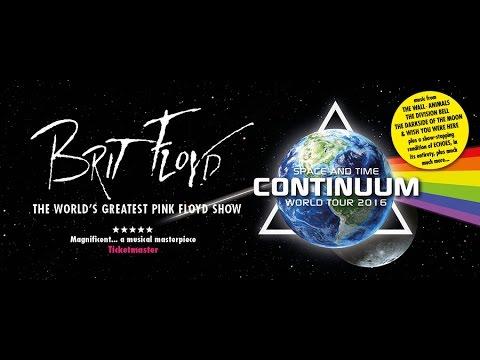 Brit Floyd - 06.11.16, Basel - Musical Theater