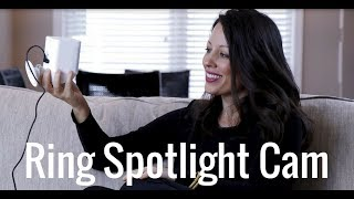 Ring Spotlight Cam Solar and Spotlight Cam Battery Review