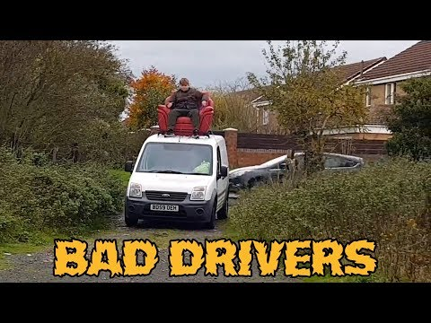 Bad Drivers Compilation || Funny Videos