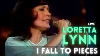 Watch Loretta Lynn I Fall To Pieces video