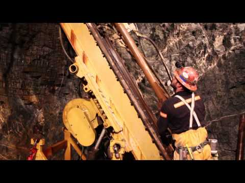 Underground Core Drilling