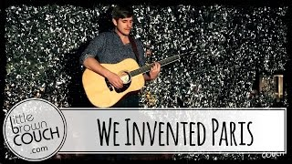 We Invented Paris - Polar Bears - Little Brown Couch