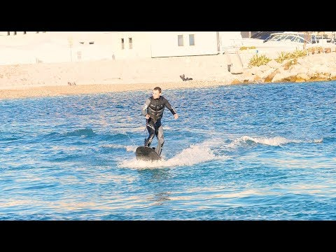 JETSURFING NEXT TO YACHTS IN MONACO | VLOG #004
