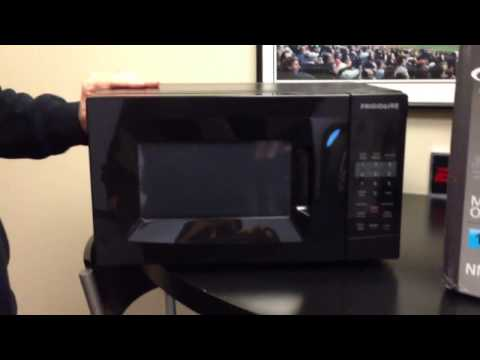 DC - Don't Touch Your Microwave At Work, You've Been Warned
